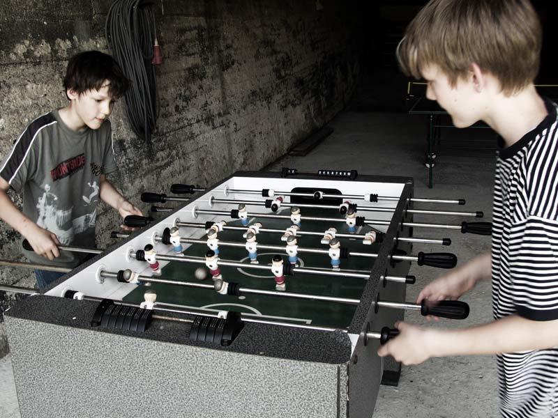 Freizeit für Kinder