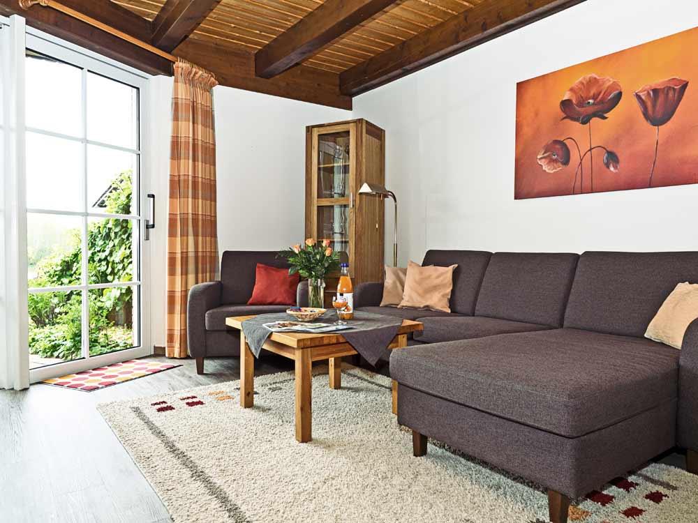 Kornhof Wohnzimmer